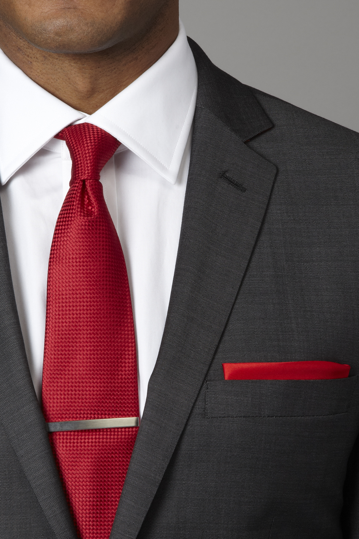 Tie properly