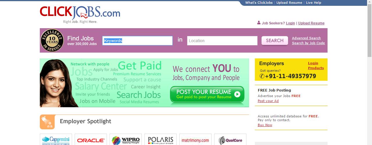 Click Jobs