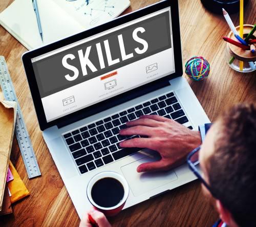 Skills and resume