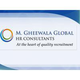 M. GHEEWALA GLOBAL HR CONSULTANCY Job Openings