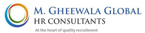 Mgheewala global hr Job Openings