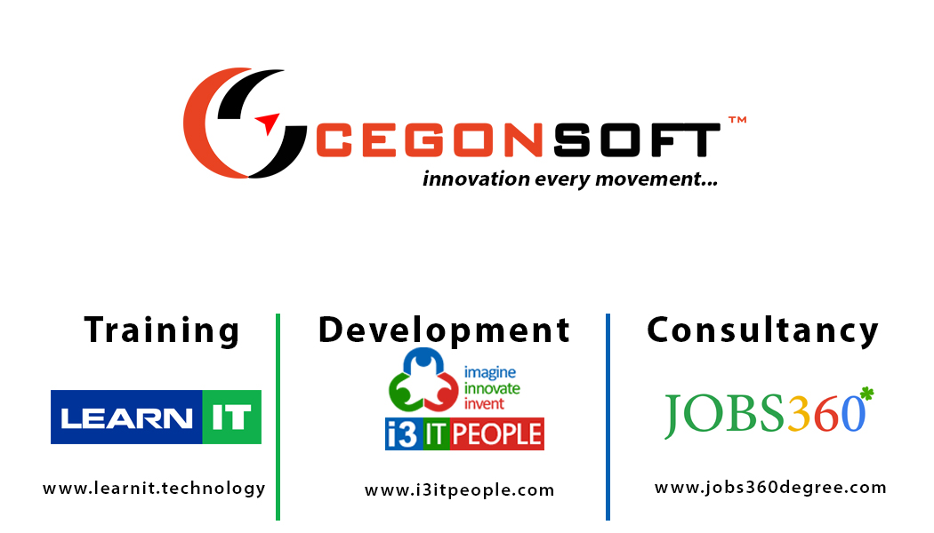 Cegonsoft Job Openings